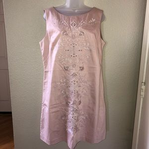 New! ⭐️Calvin Klein Blush Pink Dress